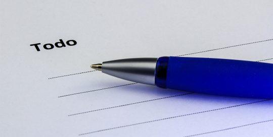 Jak zapanować nad listami zadań? Mój sprawdzony sposób