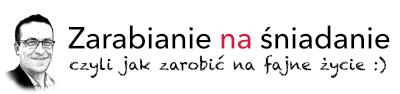 Zarabianie na śniadanie Logo