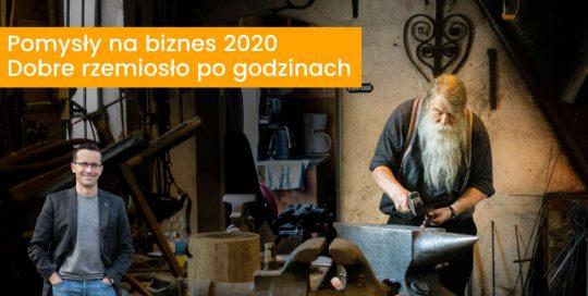 Pomysły na biznes 2020. Część 2 - Rękodzieło
